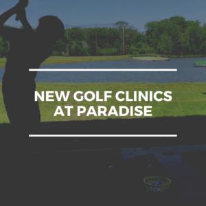 Jr Golf Clinics